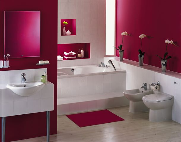حمامات سيراميكا كليوباترا 2015 احدث اشكال وتصاميم