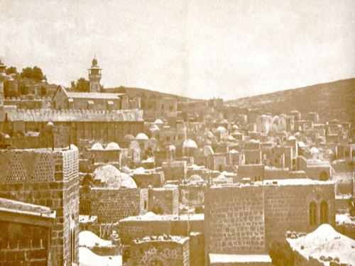 ● [ ~ مدينة الخليل في فلسطين..!] ●
