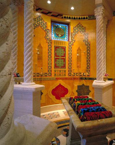 الديكور المغربي