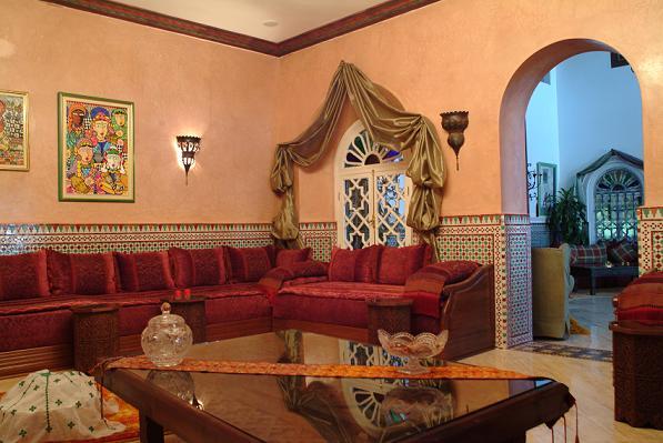 ديكورات منازل مغربية 3618