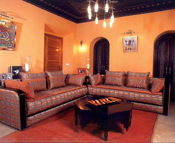 ديكورات منازل مغربية 3622