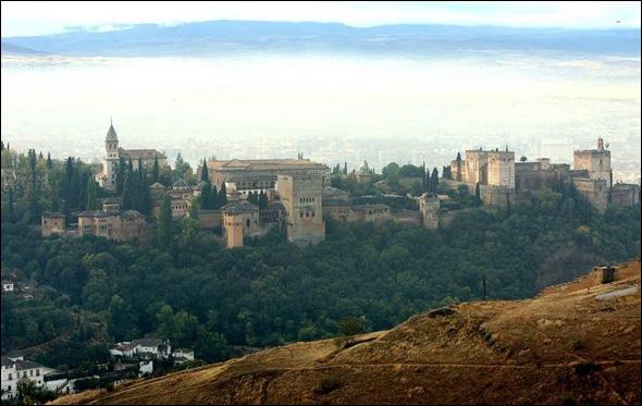Alhambra (12th century) Granada, Spain