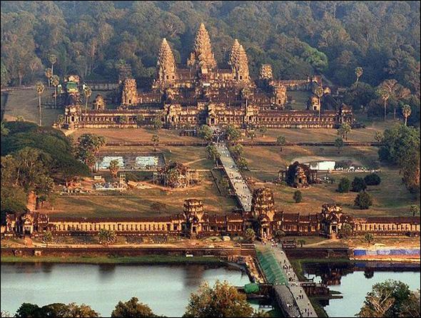 Angkor (12th century) Cambodia