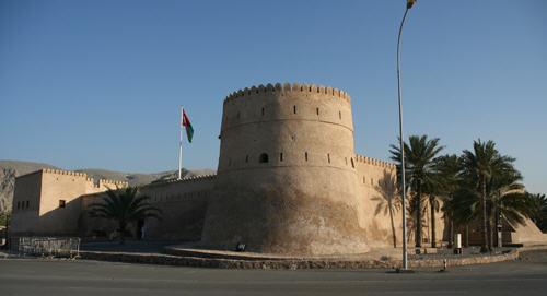 قلعة خصب