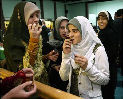 رمضان امريكا