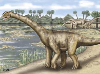 لماذا انقرضت الديناصورات