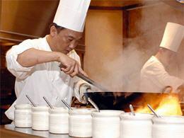 الطبخ الصيني