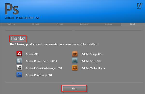 تحميل برنامج فوتوشوب 11 الأخير - 10 Adobe Photoshop CS4 7811