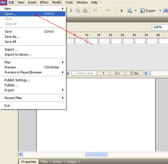 Sothink SWF Quicker برنامج لتعديل الفلاش + شرح بالصور + سريال 8256