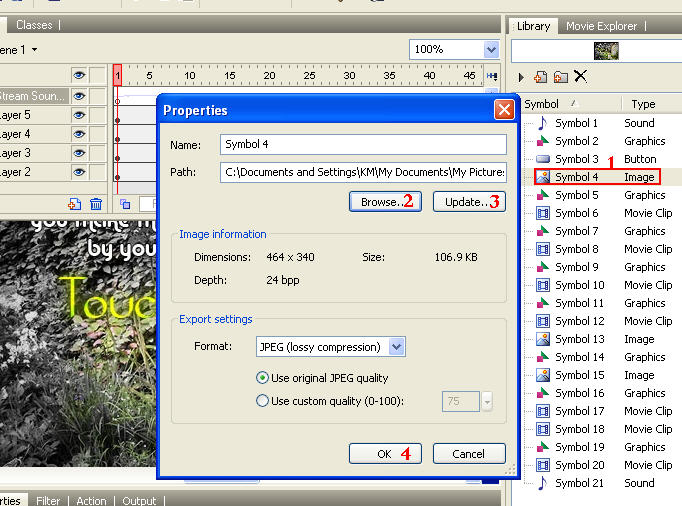 Sothink SWF Quicker برنامج لتعديل الفلاش + شرح بالصور + سريال 8261