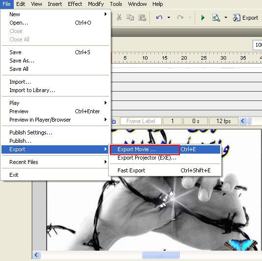Sothink SWF Quicker برنامج لتعديل الفلاش + شرح بالصور + سريال 8263