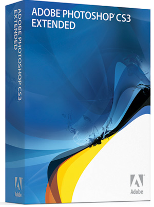 Adobe Photoshop CS3 Extended ME 10