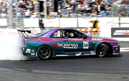 Nissan Skyline GT.R