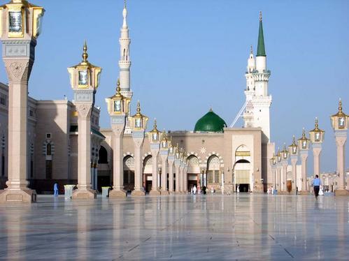 هنصلى فين النهاردة (المسجد النبوى  الشريف )المدينة المنورة  Image_1312247027_405