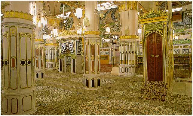 هنصلى فين النهاردة (المسجد النبوى  الشريف )المدينة المنورة  Image_1312247028_379