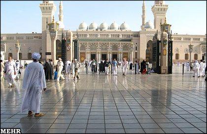 هنصلى فين النهاردة (المسجد النبوى  الشريف )المدينة المنورة  Image_1312247028_466