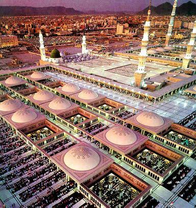 هنصلى فين النهاردة (المسجد النبوى  الشريف )المدينة المنورة  Image_1312247031_119