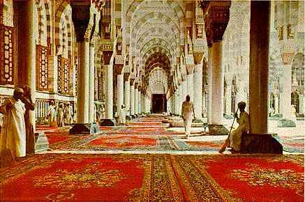 هنصلى فين النهاردة (المسجد النبوى  الشريف )المدينة المنورة  Image_1312247031_516