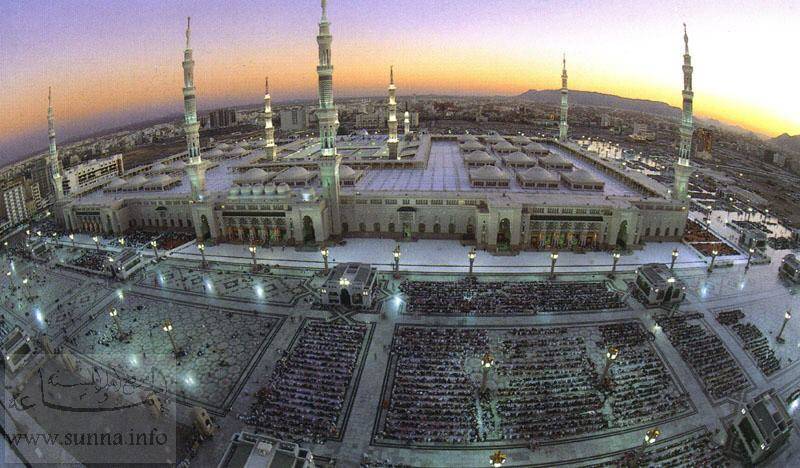 هنصلى فين النهاردة (المسجد النبوى  الشريف )المدينة المنورة  Image_1312247032_670