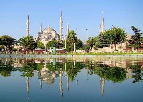 هنصلى فين النهاردة (مسجد السلطان أحمد ) بتركيا Image_1312549627_139