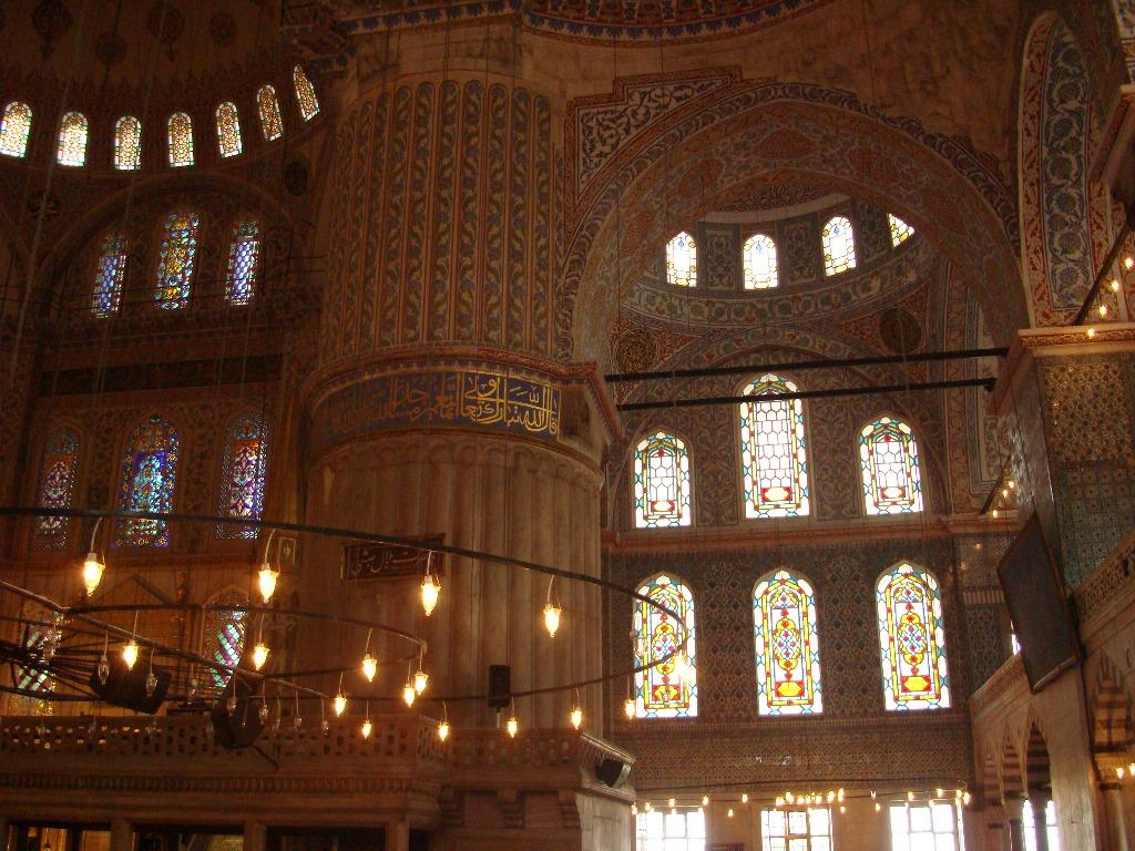 هنصلى فين النهاردة (مسجد السلطان أحمد ) بتركيا Image_1312549628_870