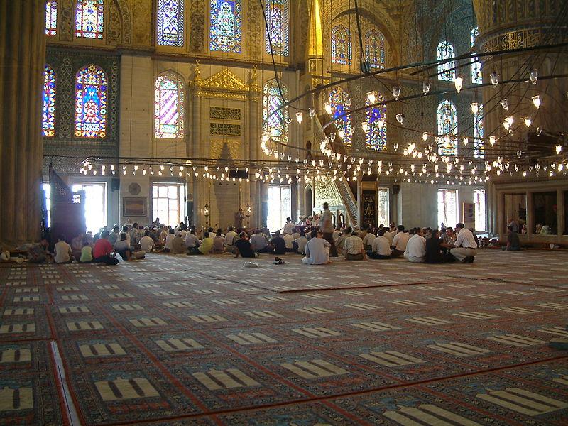 هنصلى فين النهاردة (مسجد السلطان أحمد ) بتركيا Image_1312549629_590