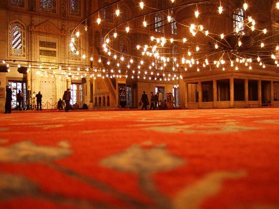 هنصلى فين النهاردة (مسجد السلطان أحمد ) بتركيا Image_1312549633_103