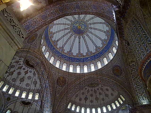 هنصلى فين النهاردة (مسجد السلطان أحمد ) بتركيا Image_1312549633_572
