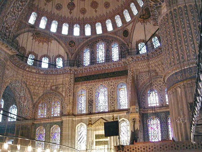 هنصلى فين النهاردة (مسجد السلطان أحمد ) بتركيا Image_1312549635_632