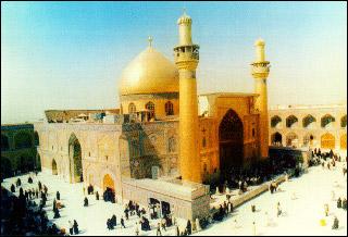 هنصلى فين النهاردة (مسجد الكوفة ) العراق Image_1314196858_432