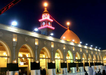 هنصلى فين النهاردة (مسجد الكوفة ) العراق Image_1314196858_677