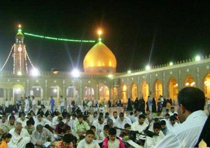 هنصلى فين النهاردة (مسجد الكوفة ) العراق Image_1314196858_752