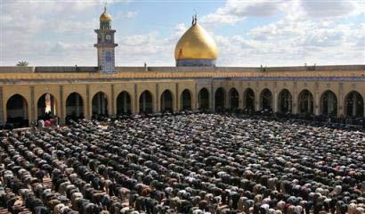 هنصلى فين النهاردة (مسجد الكوفة ) العراق Image_1314196858_823