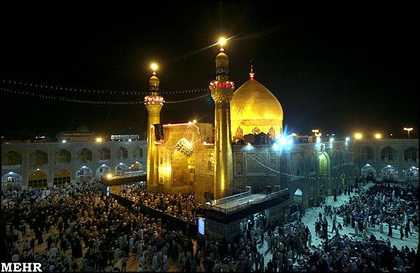 هنصلى فين النهاردة (مسجد الكوفة ) العراق Image_1314196862_788