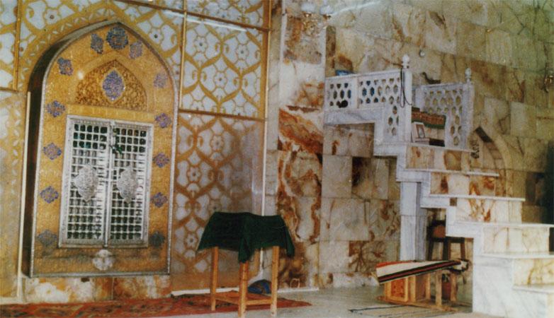 هنصلى فين النهاردة (مسجد الكوفة ) العراق Image_1314196867_935