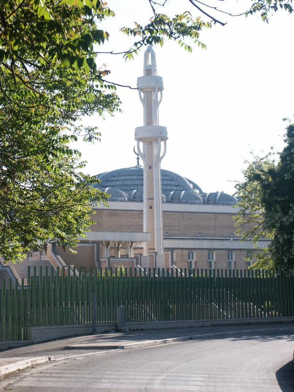 هنصلى فين النهاردة ( مسجد روما الكبير ) ايطاليا Image_1314373138_446