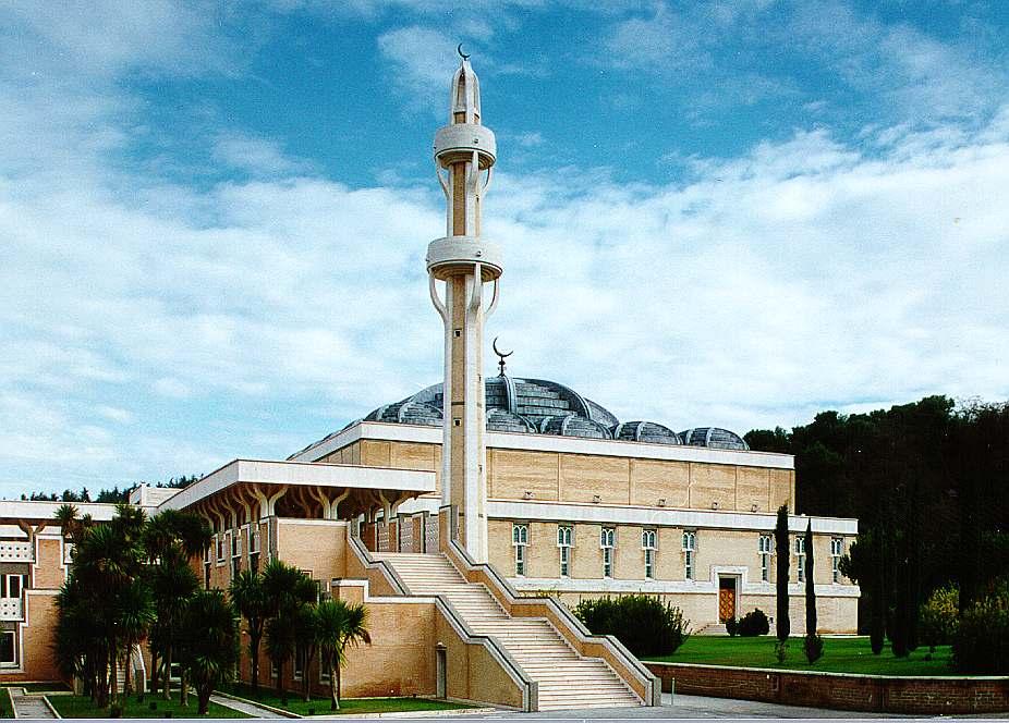 هنصلى فين النهاردة ( مسجد روما الكبير ) ايطاليا Image_1314373139_337