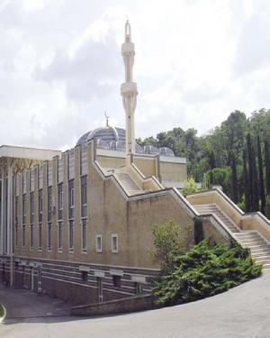 هنصلى فين النهاردة ( مسجد روما الكبير ) ايطاليا Image_1314373146_123