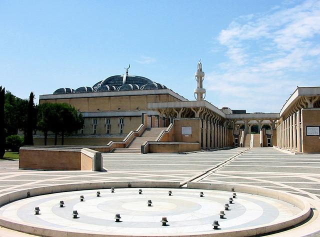 هنصلى فين النهاردة ( مسجد روما الكبير ) ايطاليا Image_1314373151_913