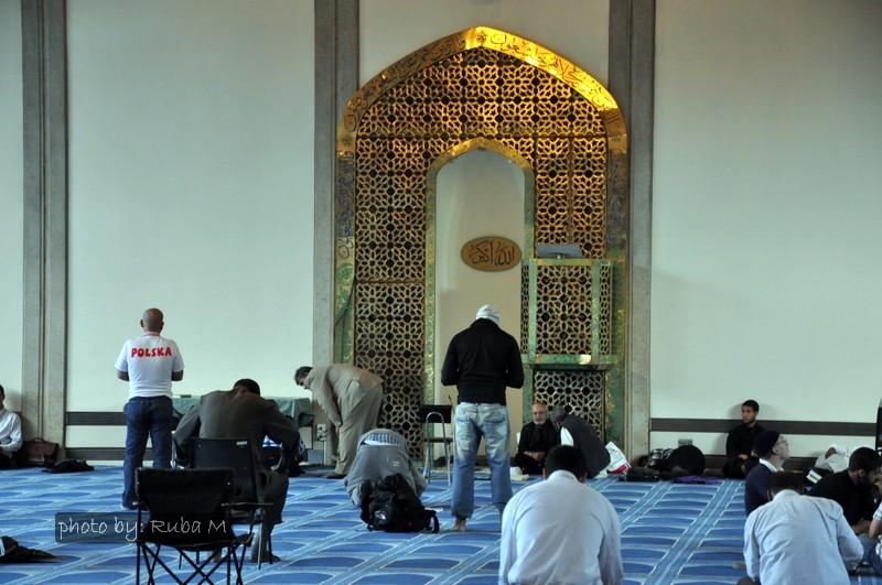 هنصلى فين النهاردة ( مسجد ريجينت بارك ) لندن Image_1314627875_878