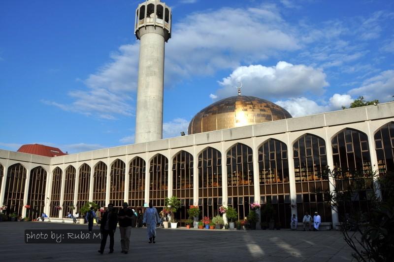 هنصلى فين النهاردة ( مسجد ريجينت بارك ) لندن Image_1314627876_439