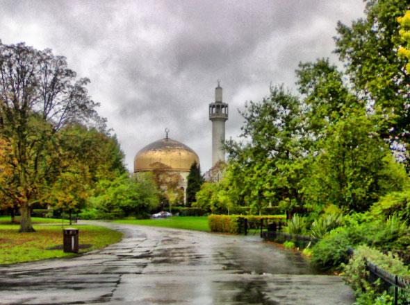 هنصلى فين النهاردة ( مسجد ريجينت بارك ) لندن Image_1314627877_697