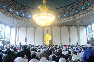 هنصلى فين النهاردة ( مسجد ريجينت بارك ) لندن Image_1314627878_804