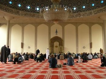 هنصلى فين النهاردة ( مسجد ريجينت بارك ) لندن Image_1314627880_597