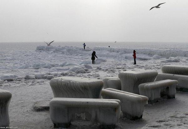 البحر الاسود يتجمد لاول مرة منذ 30 سنة Image_1342277925_830