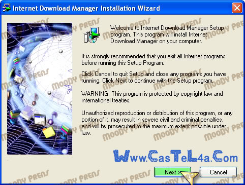 تحميل Internet Download Manager برنامج